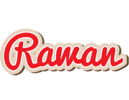 Rawan chocolate logo