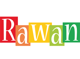 Rawan colors logo
