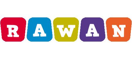 Rawan daycare logo