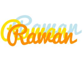 Rawan energy logo