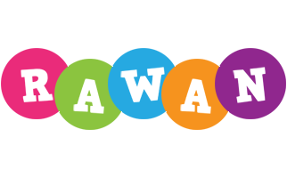 Rawan friends logo