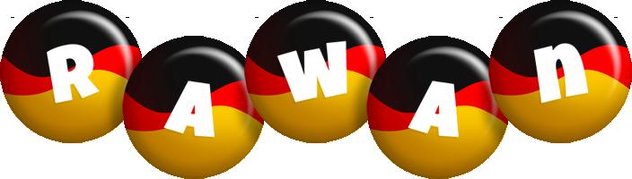Rawan german logo