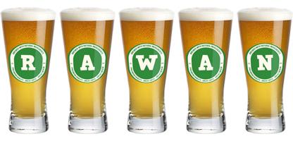 Rawan lager logo