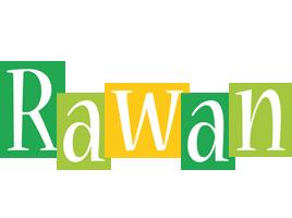 Rawan lemonade logo