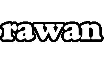 Rawan panda logo