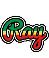 Ray african logo