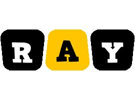 Ray boots logo