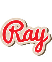 Ray chocolate logo