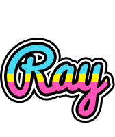 Ray circus logo