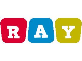 Ray daycare logo