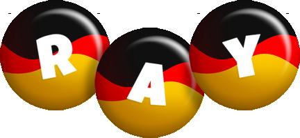 Ray german logo
