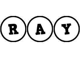 Ray handy logo