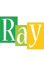 Ray lemonade logo