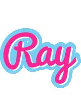 Ray popstar logo