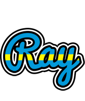 Ray sweden logo