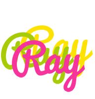 Ray sweets logo