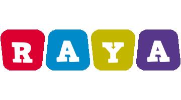 Raya kiddo logo