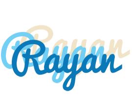 Rayan breeze logo