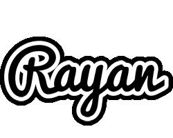 Rayan chess logo