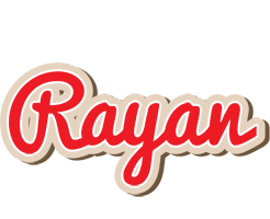 Rayan chocolate logo