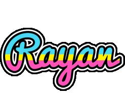 Rayan circus logo