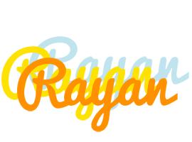 Rayan energy logo