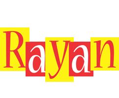 Rayan errors logo