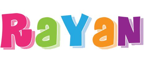 Rayan friday logo