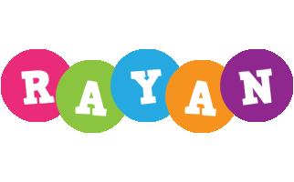 Rayan friends logo