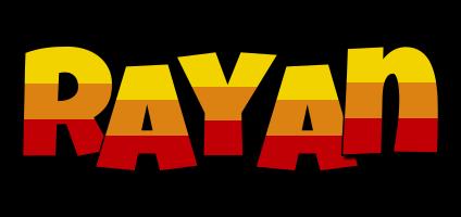 Rayan jungle logo