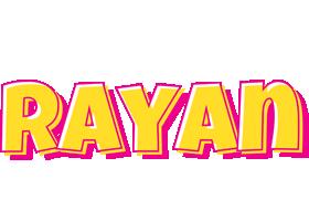 Rayan kaboom logo