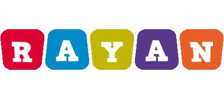 Rayan kiddo logo