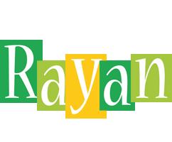 Rayan lemonade logo