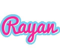 Rayan popstar logo