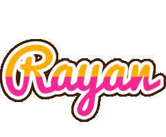 Rayan smoothie logo