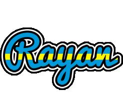 Rayan sweden logo