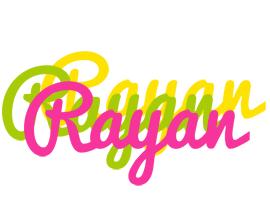 Rayan sweets logo
