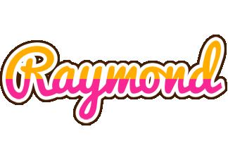 Raymond smoothie logo