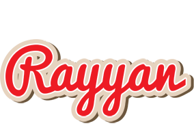 Rayyan chocolate logo