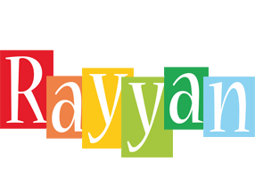Rayyan colors logo