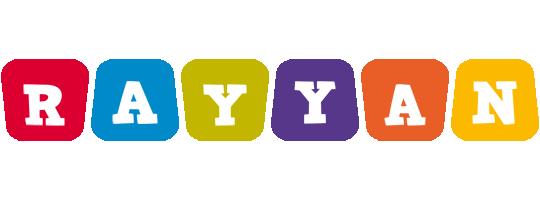 Rayyan kiddo logo