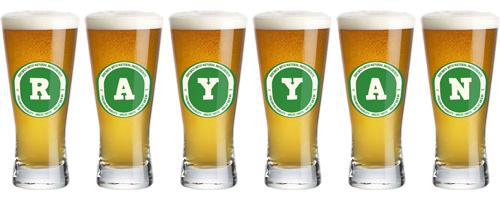 Rayyan lager logo