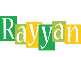 Rayyan lemonade logo