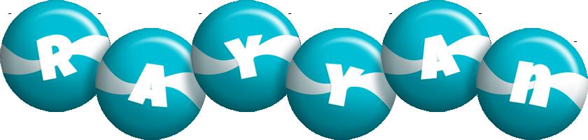 Rayyan messi logo