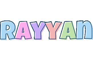 Rayyan pastel logo