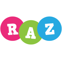 Raz friends logo