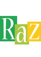 Raz lemonade logo