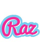 Raz popstar logo