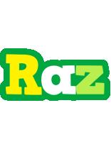 Raz soccer logo
