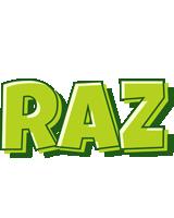 Raz summer logo
